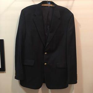 Ralph Lauren Classic Navy Men's wool blazer 42L